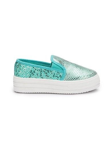 Pink Step Ayakkabı Yeşil